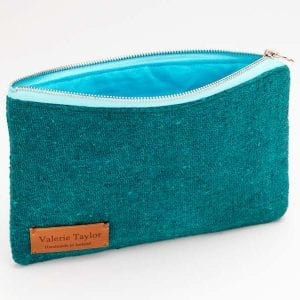 Travel Pouch (Emerald Green)