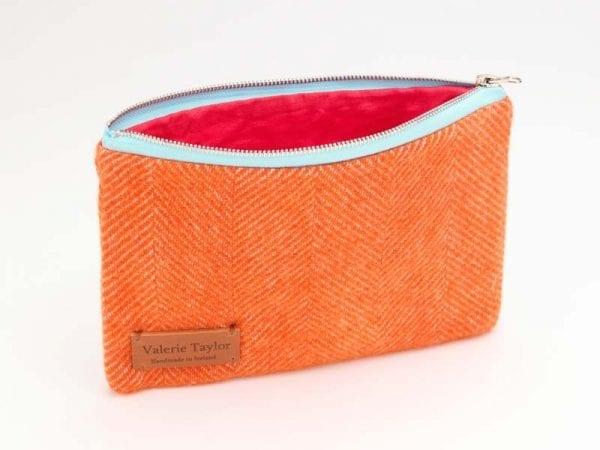 Travel Pouch (Bright Orange))